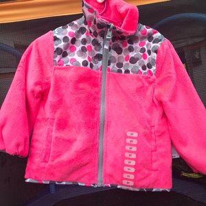 Pink size 2T jacket